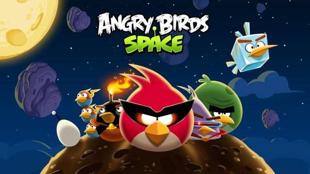 Angry Birds Space Game of the Week