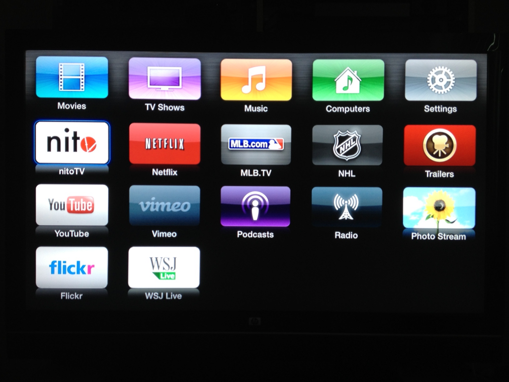 Nito TV Installer for Apple TV 2