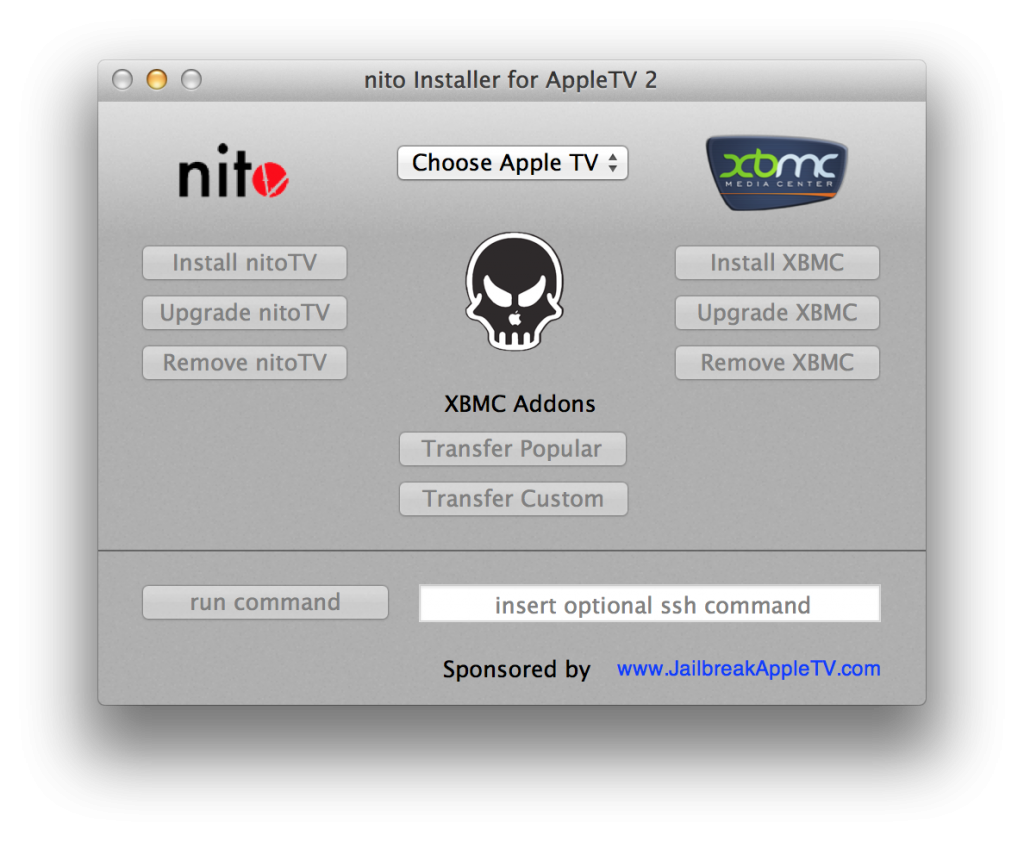 Nito installer for Mac