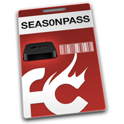 Logo of Seas0nPass Apple TV
