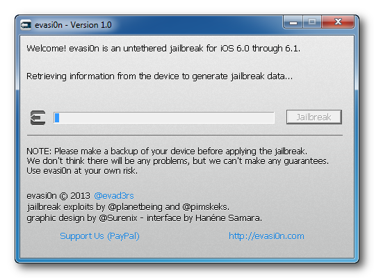 iPad Jailbreak tutorial