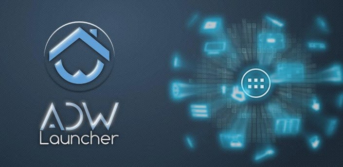 Top Android Launchers:ADW.Launcher for Android
