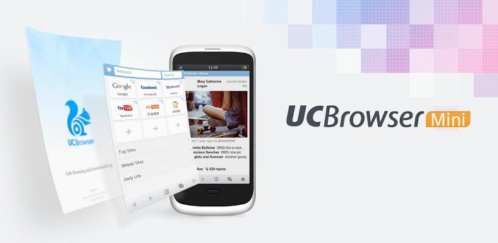 Hit list of Mini Browser for Android Phones