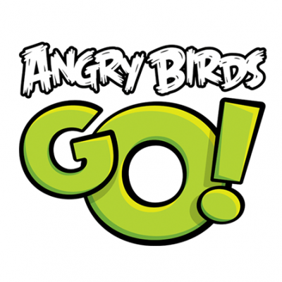 Angry Birds Go: Official Logo