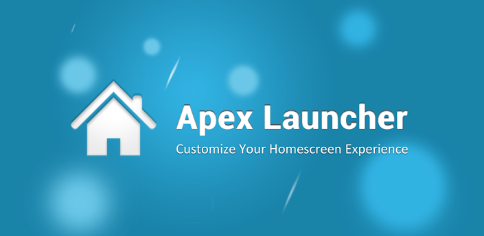 Apex Launcher: The Best Anroid Laucher 2013