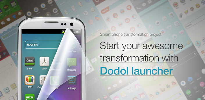 Dodol Launcher: Best Android Lauchers 2013