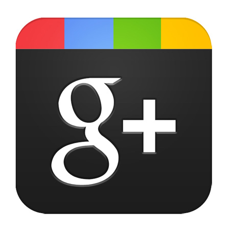Google Plus icon