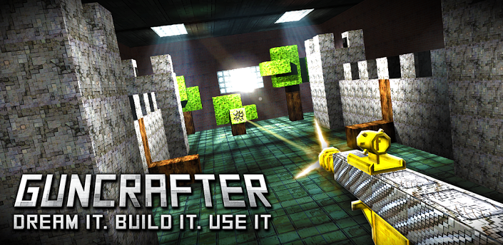 Guncrafter Android Game App