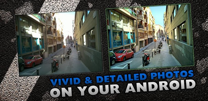 HDR Camera: Best Android Photography Apps Collection