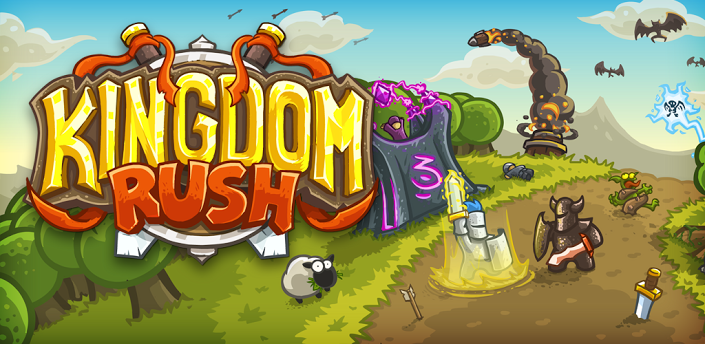 Kingdom Rush App for Androids Phone and Tablets