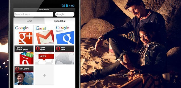 Opera Mini: World Fatest Browser for Android Phones