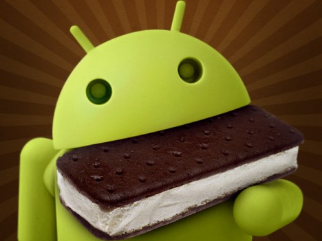 Install Android 4.0.4 Ice Cream Sandwhich