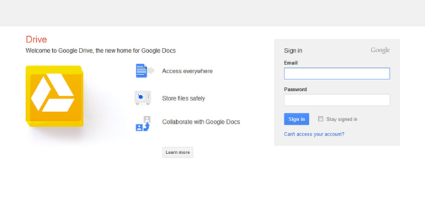 Google Drive - Best Alternative to Dropbox