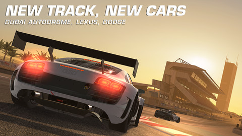Real Racing 3: iPhone Best Racing Games Apps