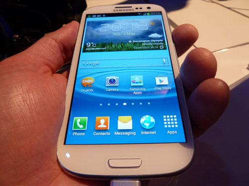Samsung Galaxy S3 Install CWM and Root