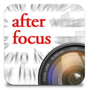 Android Camera Apps - AfterFocus
