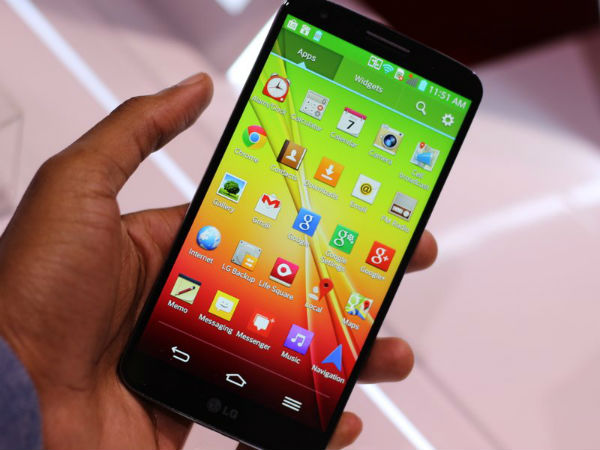 LG G2 Android Smartphone