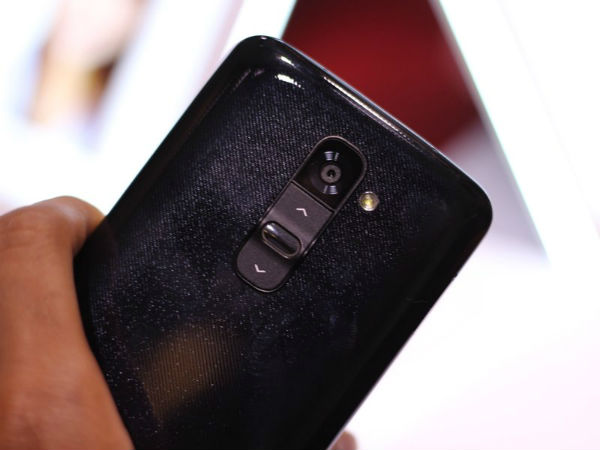 A closer look at LG G2 back buttons
