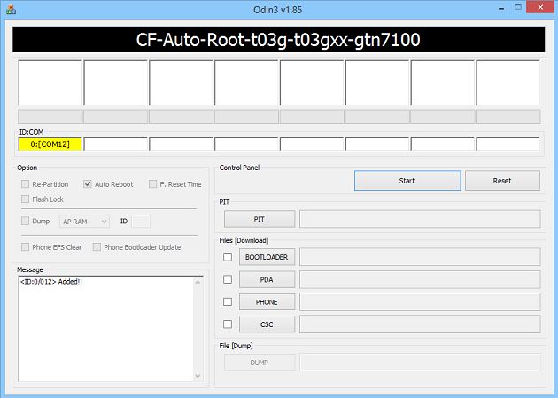 How to Root and Install TWRP Recovery on Galaxy Note 2 GT-N7100