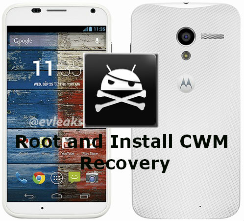 Moto X Root Tutorial
