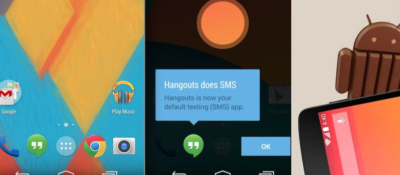 Download Android 4.4 KitKat Launcher