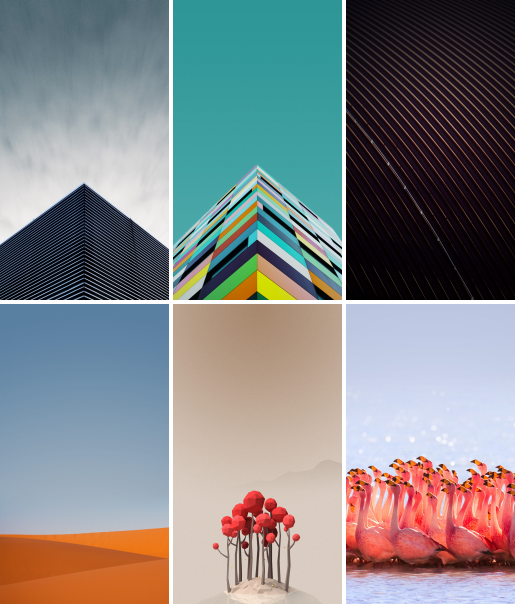 H2OS Stock Wallpapers