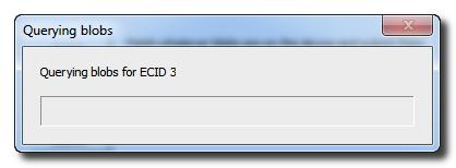 Redsn0w: Querying Redsn0w Server