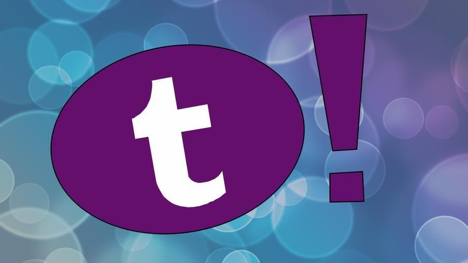 Yahoo and Tumblr logo