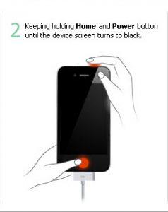 Entering DFU Mode on iPhone, iPod and iPad