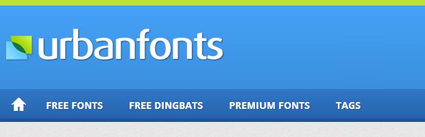 Urban Fonts: Best Quality Premium free fonts for Designers