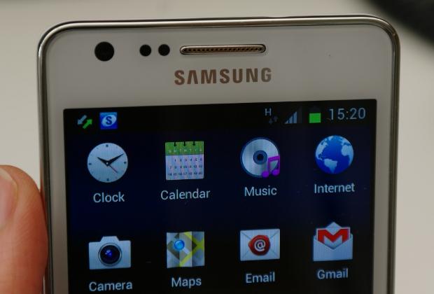 Samsung Galaxy S2 I9100G